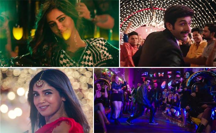 Pati Patni Aur Woh Song Dheeme Dheeme Starring Kartik, Ananya & Bhumi To Release Tomorrow