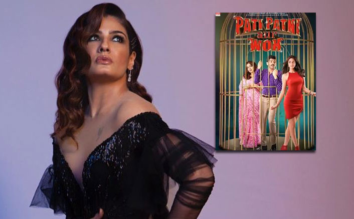 Pati Patni Aur Woh Trailer: Here's What Raveena Tandon Has To Say About Akkhiyon Se Goli Maare Remake