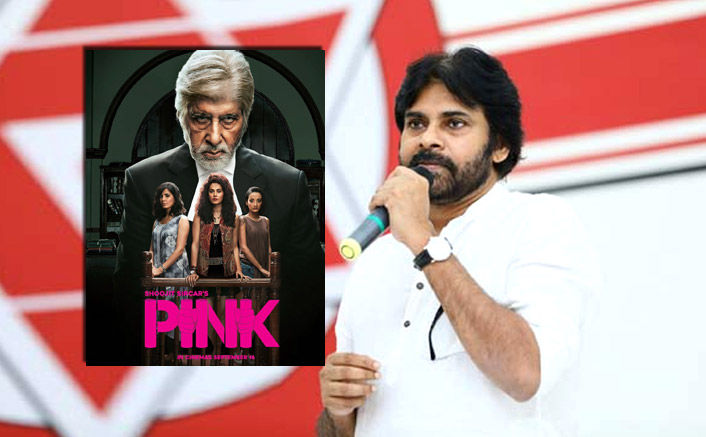 PSPK26: Leaked Pictures Of Pawan Kalyan From The Sets Of Pink Telugu Remake Goes VIRAL