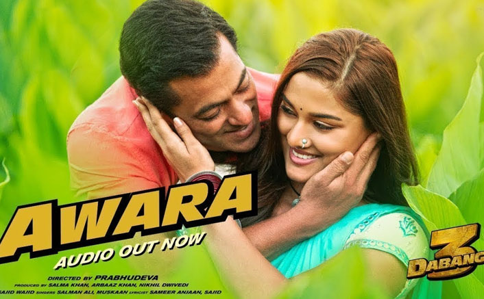 Awara From Dabangg 3 Out! Salman Khan AKA Chulbul Pandey Bring A Soulful Track About First Love