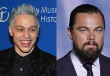 Pete Davidson pleasured himself to Leo DiCaprio's acting