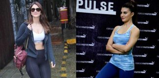 Pics: Jacqueline Fernandez & Vaani Kapoor Are The New Workout Buddies In Bollywood