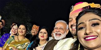PM Narendra Modi Attends RiMoRav Vlog Member Mohena Kumari's Delhi Reception! Check Out PICTURES