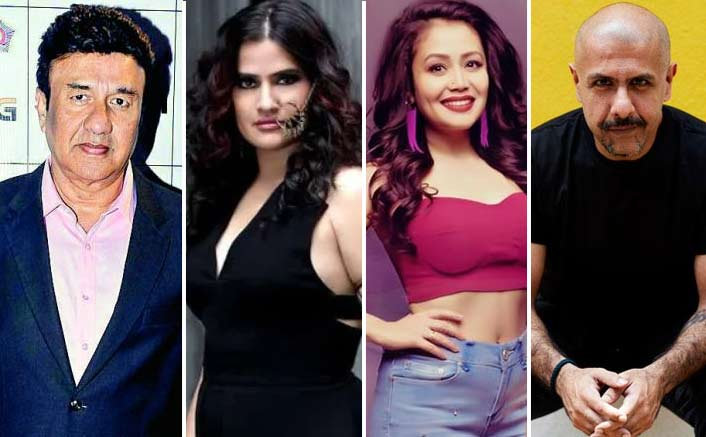 Post Asking Anu Malik To Go To Sex Rehab, Sona Mohapatra BASHES Sony TV & Hosts Neha Kakkar & Vishal Dadlani