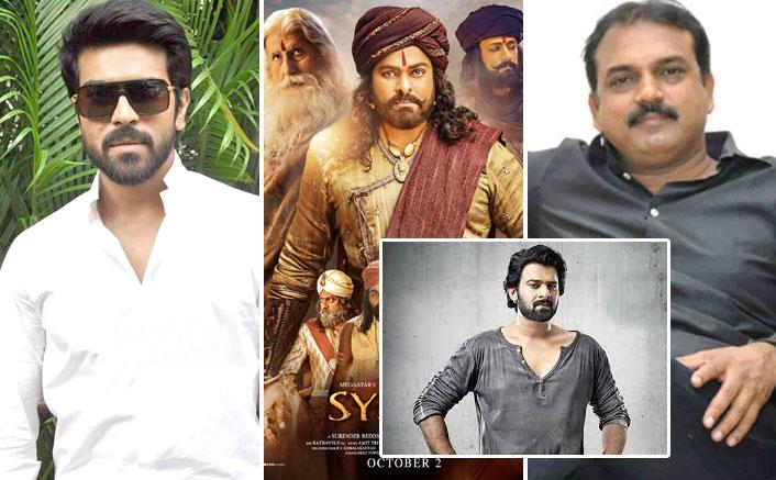 Post Sye Raa Narasimha Reddy's Dull Box Office Run, Ram Charan Next Production To Star Prabhas?