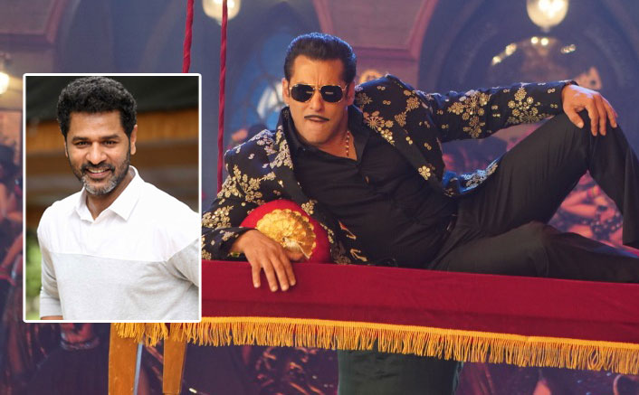 "Prabhudheva On Face Off With Salman Khan In Dabangg 3's Munna Badnaam Hua: ""Can Never Refuse His Request"""
