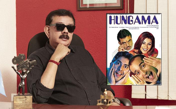 Priyadarshan To Return To Direction With Hungama 2