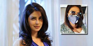 Priyanka Chopra Jonas Trolled For Her Picture Wearing Mask, Trolls Point Out Her Smoking Habits