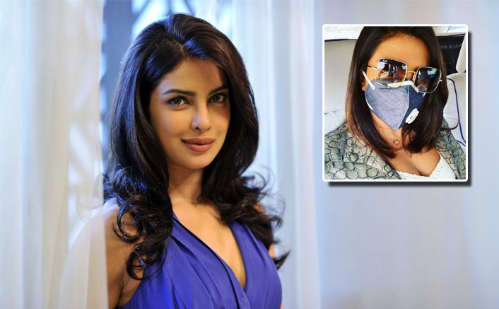Priyanka Chopra Jonas Trolled For Her Picture Wearing A Mask In Delhi