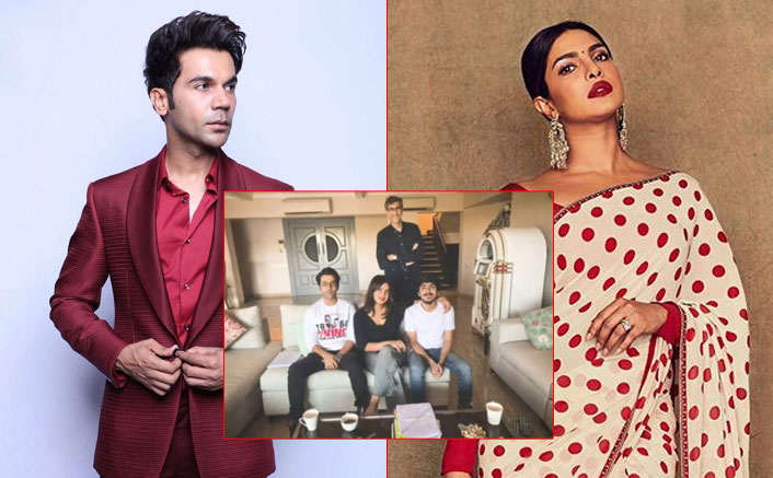 Priyanka Chopra shoots for 'The White Tiger' in Delhi