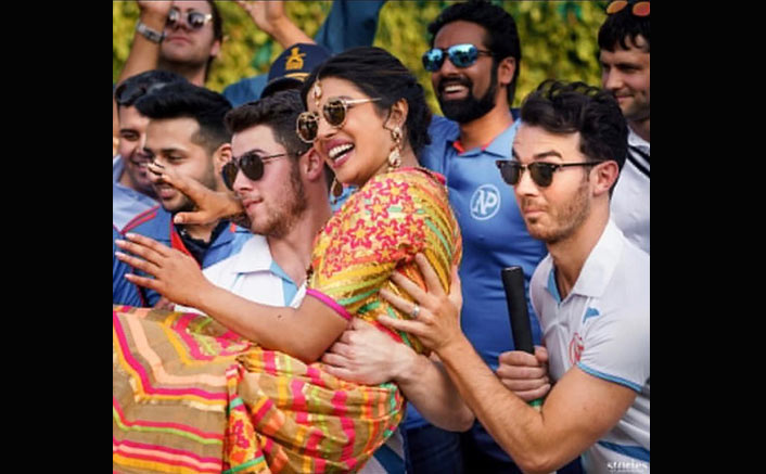Priyanka on Kevin Jonas: He's the brother who always has my back