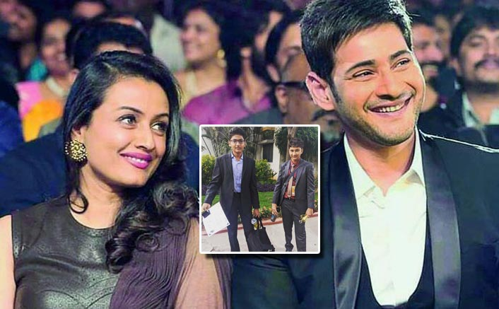 Proud Parents: Mahesh Babu & Namrata Shirodkar's Son Gautam Wins Best Delegate Trophy At The Model United Nations