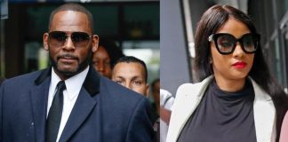 R.Kelly's girlfriend opens up about the singer