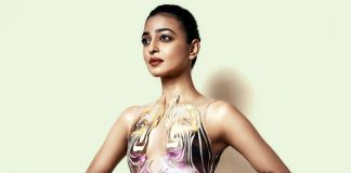 Radhika Apte's Emmy look impresses style czarina Iris van Herpen