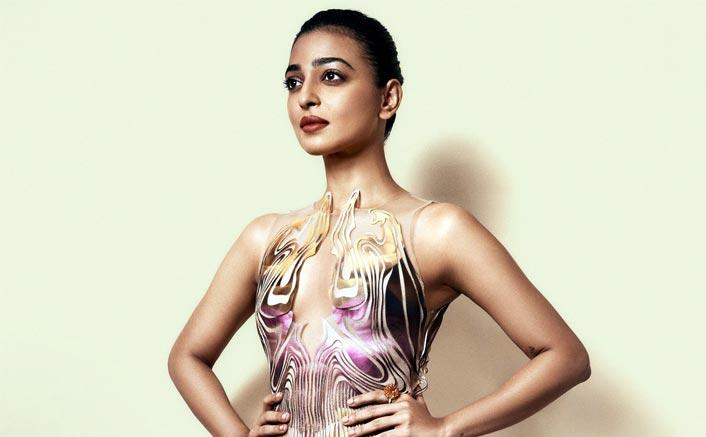 Radhika Apte's Emmy Look Leaves Style Czarina Iris Van Herpen Impressed
