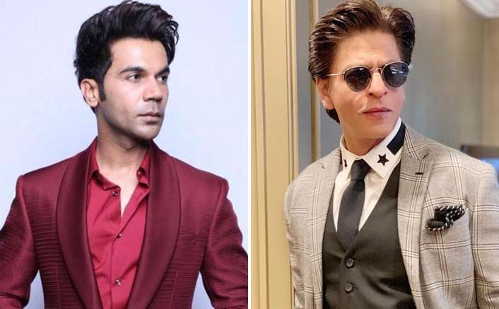Rajkummar Rao Recalls Waiting For 6-7 Hours To See His Inspiration Shah Rukh Khan Outside Mannat