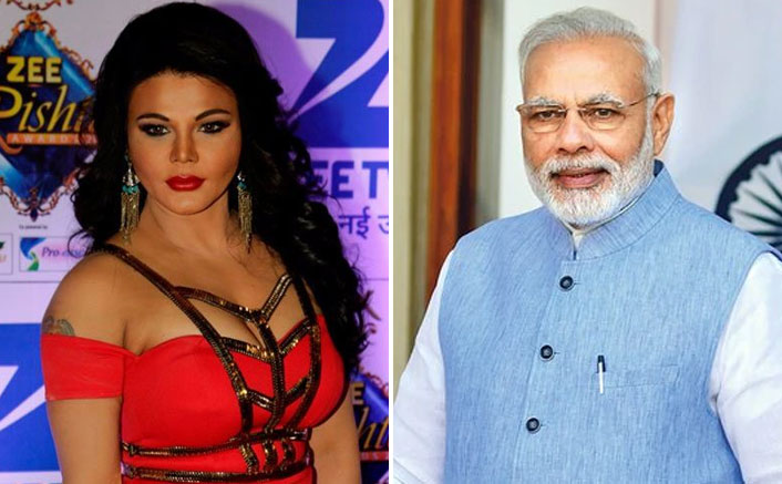 Rakhi Sawant Asks PM Narendra Modi To Win Over Pakistan As Her Birthday Gift