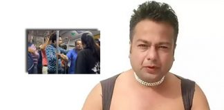 Rakhi Sawant's FAKE Husband Deepak Kalal Gets Slapped By A Women In A Metro For Acting Pricy
