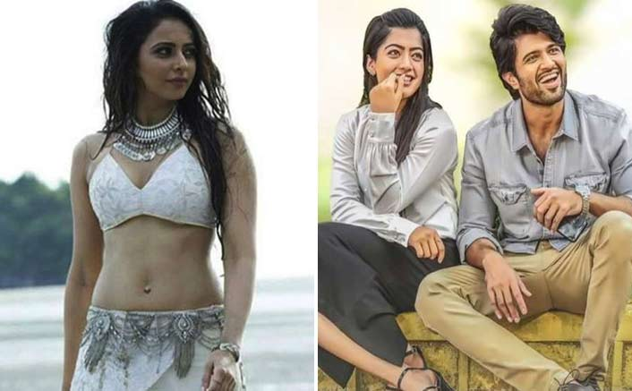 Rakul Preet Singh Once Rejected Vijay Deverakonda & Rashmika's Geetha Govindam BUT Now Feels Sad About It