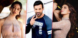 Rakul Preet Singh Joins John Abraham & Jacqueline Fernandez In Attack