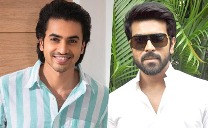 Ram Charan To Be Chief Guest At The Launch Of Ashok Galla's Debut Film