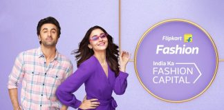 Ranbir, Alia back in Flipkart Fashion's latest campaign