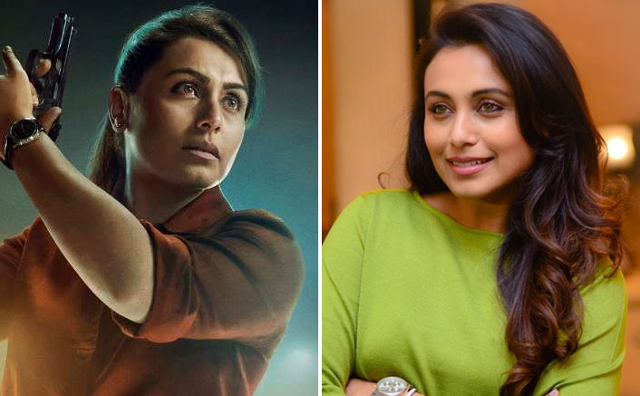Rani meets Maharashtra lady supercop and conducts an exclusive interview!