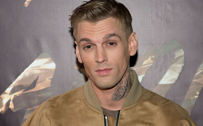 Rapper Aaron Carter claims his family wants him dead