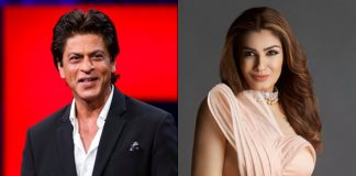 Raveena says SRK thinks she's the 'best-scented heroine'