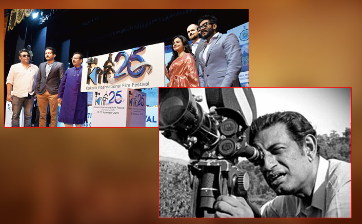 25th Kolkata International Film Festival To Begin With A Satyajit Ray Classic