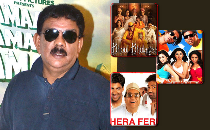 Revisiting The Brand Of Comedy - Priyadarshan: The Man Behind Hera Pheri, Bhool Bhulaiyaa & Many More!