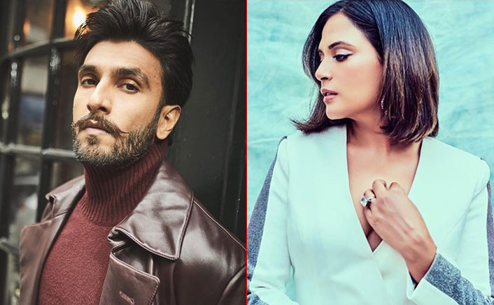 Richa Chaddha Finds Her Inspiration In Ranveer Singh & HERE's Why!