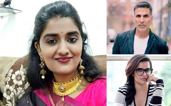 #RIPPriyankaReddy: Akshay Kumar, Sona Mohapatra Condemns Doctor Priyanka Reddy's Tragic Death