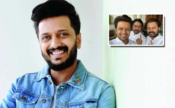 "Riteish Deshmukh On Not Choosing politics: ""My Job Is To Act In Films, And That's What I Am Doing. I Leave Politics To My Brothers."""