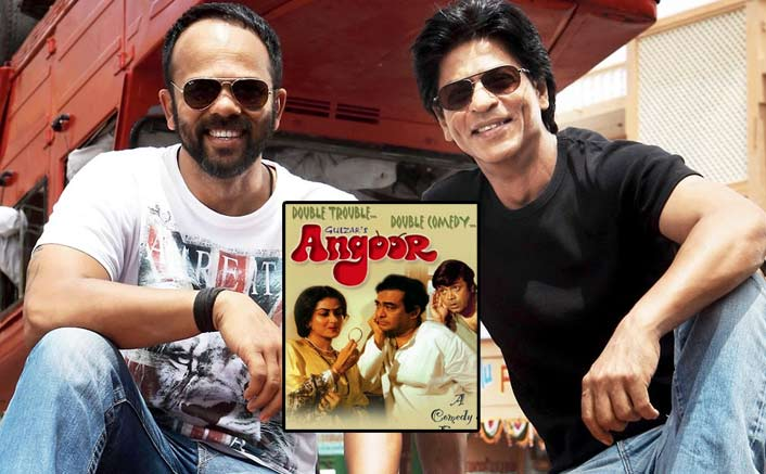 Rohit Shetty CONFIRMS Angoor Reboot With Shah Rukh Khan As Lead! Deets Inside