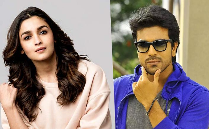 RRR: Ram Charan & Alia Bhatt To Groove For A Romantic Track In SS Rajamouli's Directorial?