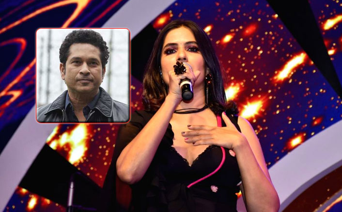 Sachin's praise of 'Indian Idol' singers upsets Sona Mohapatra