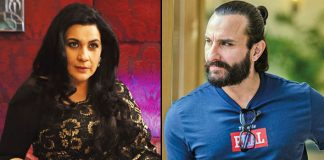 Saif Ali Khan Recalls How Ex-Wife Amrita Singh Made Him Take Acting Seriously