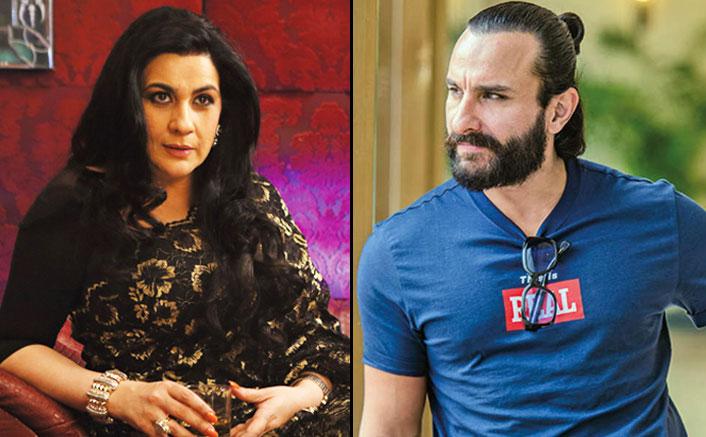 Saif Ali Khan Recalls How Ex-Wife Amrita Singh Made Him Take Acting Seriously