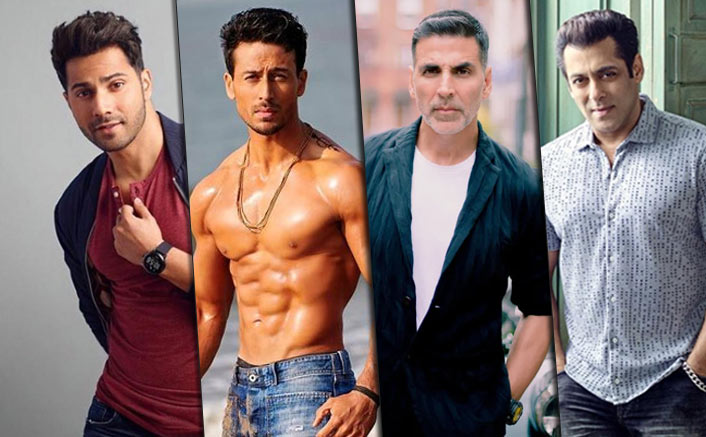 Salman Khan, Akshay Kumar, Varun Dhawan , Tiger Shroff get their career best figures with Sajid Nadiadwala