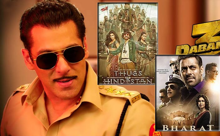 Salman Khan's Dabangg 3 To Be B-Town's WIDEST Ever Release Surpassing Thugs Of Hindostan, Bharat & Others?