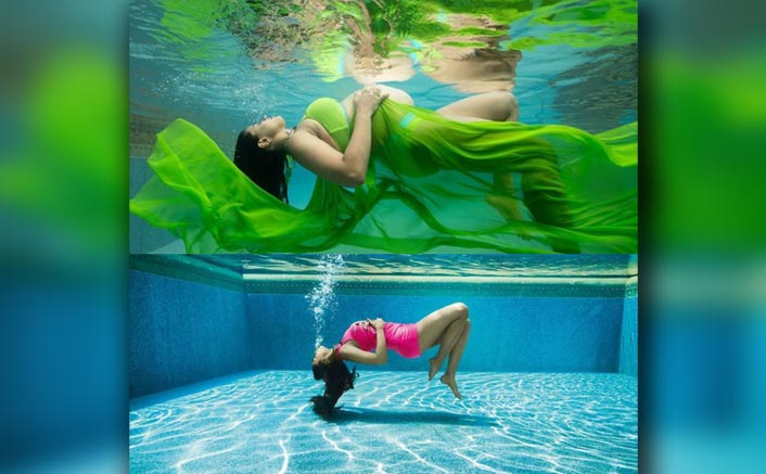 Sameera Reddy Reacts To The Trolls Comparing Her Maternity Underwater Shoot With Alia Bhatt