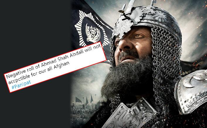 Sanjay Dutt's Portrayal Of Ahmad Shah Abdali In Panipat Raises Worries Amongst Afghans