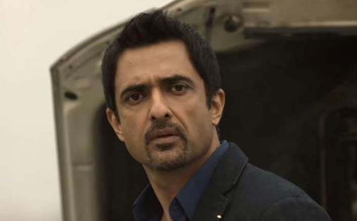 Sanjay Suri Turns Professional Cuddler For An Upcoming Project 'Call Him Eddy'