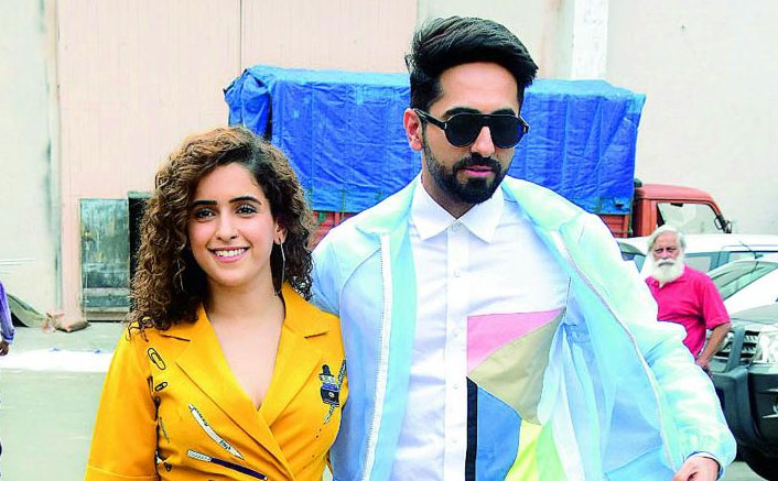 Sanya Malhotra Is Now Following Ayushamnn Khurrana's Footsteps In Choosing A Film!