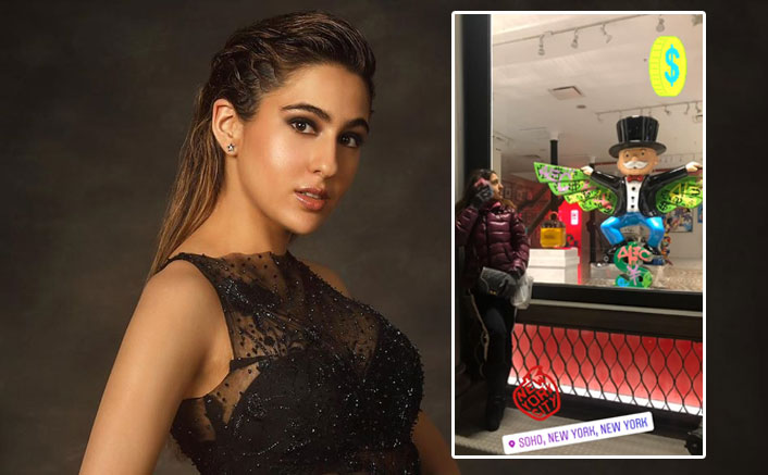 Sara Ali Khan's Vacation Pictures From New York Will Make You Pack Your Bags Right Away!