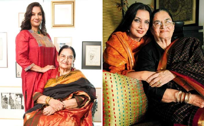 Shabana Azmi's Mother Actress Shaukat Kaifi Passes Away, Bollywood Celebs Pour In Condolences