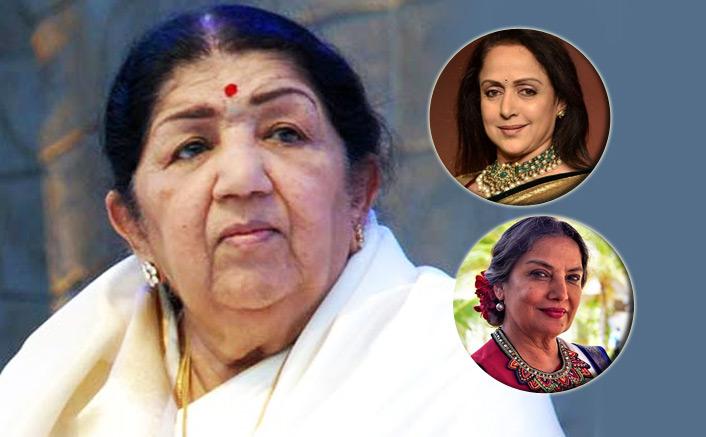 Shabana, Hema wish speedy recovery to Lata Mangeshkar