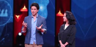 SHAH RUKH KHAN EAGER TO KNOW IF THERE IS LIFE ON OTHER PLANETS ON TED TALKS INDIA NAYI BAAT
