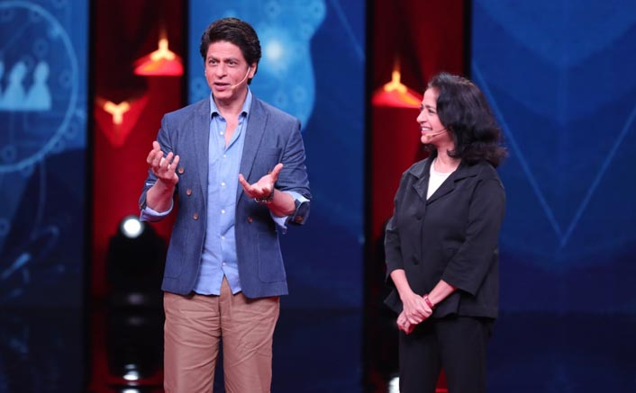 Shah Rukh Khan Jokes About Continuing To Buy Property On Earth After Learning About Life On Other Planets